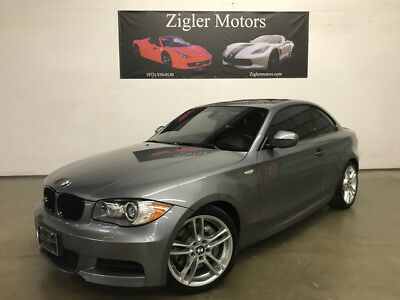 2011 BMW 1-Series Base Coupe 2-Door 2011 BMW 135i Coupe M Sport,Navigation,Comfort Access