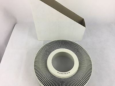 Hanimex - 120 Slide Rotary Magazine - For Projectors 35mm Slide Projectors -
