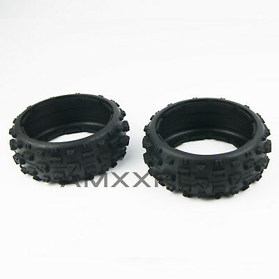Knobby Front Tire Tyre for HPI rv baja 5b 170mm x 60mm
