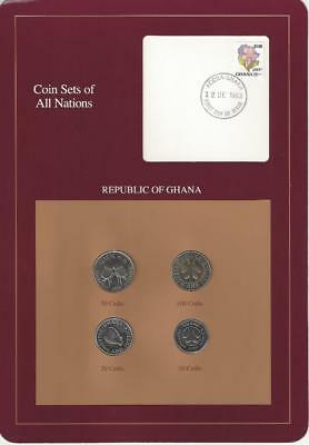 Coin Sets of All Nations - Ghana