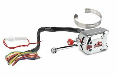 Golf Cart Chrome 7 Wire Turn Signal Switch - Motors Car Replacement Parts Spare