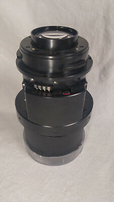 Sanyo Christie LNS-S20 Standard Zoom Projector Lens - New System Pull - FAST S&H