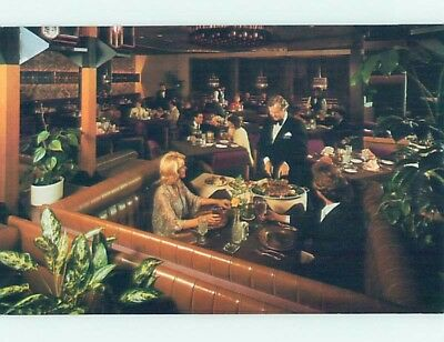 Unused Pre-1980 RESTAURANT SCENE Phoenix Arizona AZ hk4650