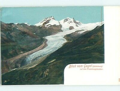 Pre-1907 MOUNTAIN VIEW Zermatt Switzerland hJ6605