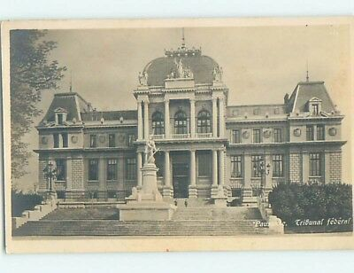 old rppc TRIBUNAL FEDERAL Lausanne - Losanna - Vaud Switzerland HM2203