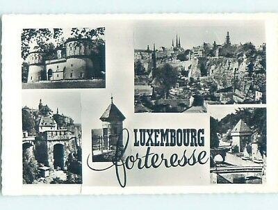 old rppc FORTRESS OF LUXEMBOURG - Luxembourg City Luxembourg HM1984