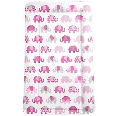 My Babiie From Birth Baby Changing Mat - Billie Faiers Nelly the Elephant Pink