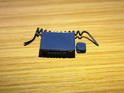1/14 scale cb radio scale accessory for rc lorries and trucks like tamiya