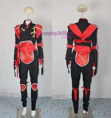 (cosplay365buy) Inuyasha Sango Fighting Cosplay Costume