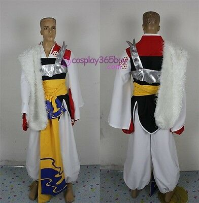 Inuyasha Sesshomaru Cosplay Costume cosplay365buy good quality