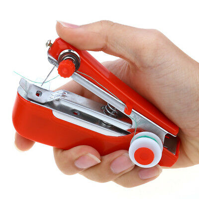Portable Mini Manual Sewing Machine Stitch Sewing Machine Handheld Quick Home