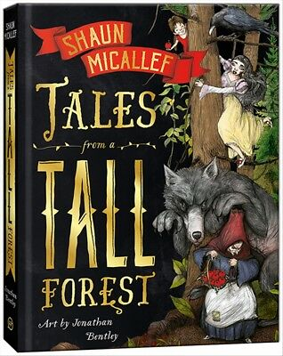 New Tales From A Tall Forest By Shaun Micallef