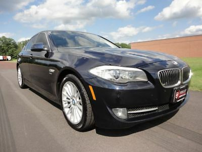 2011 BMW 5-Series 535i xDrive 2011 BMW 535XI XDRIVE NAV REAR CAM HEAT SEATS CLEAN CARFAX WE FINANCE MAKE OFFER