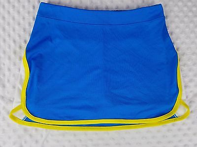 New Balance Girl's Youth Size XL (14/16) Blue Athletic Skort