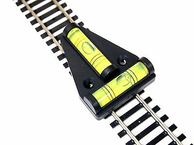 SPIRIT LEVEL for N HO HOn3 S O Scale CHECK TRAIN TRACK with MAGNETIC BASE