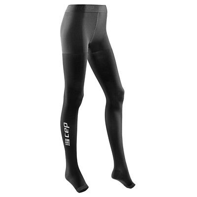 CEP Pro Recovery Womens Tights Black