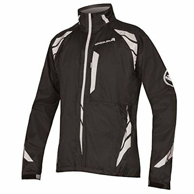 Endura Luminite II Cycling Jacket (Black / (L) Large)