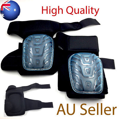 Gel Filled Knee Pads Hinges Professional Comfortable Kneepads Safe Protectors AU