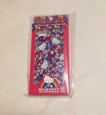 New Women's 40th Anniversary Hello Kitty Cell Collectible iPhone 5/5S Sale