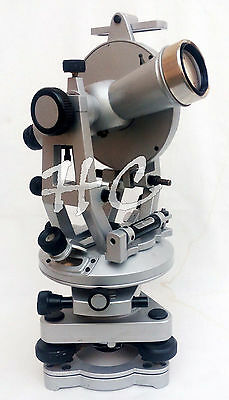 "15"" Brass Theodolite Vintage Surveying Instrument -Transit Surveyors Alidade"