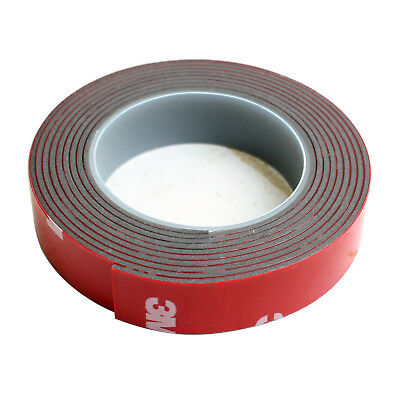 3M Super Strength Molding Tape Double-sided tape W6.3mm L1.5m L4.5m