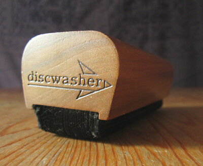 Discwasher Vinyl Record Cleaning Care Brush.