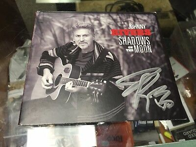 Johnny Rivers Autographed CD
