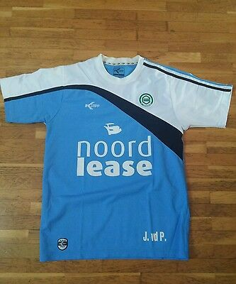 camisetas jersey shirt maillot GRONINGEN TRAINNING HOLLAND DUTCH L