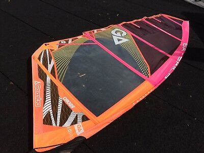 GA Sails Cross 6.0m '17 - Windsurf Sails - used Windsurfing Sail - discount -
