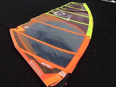 GA Sails Matrix 7.2m '17 - Windsurf Sails - used Windsurfing Sail - discount -