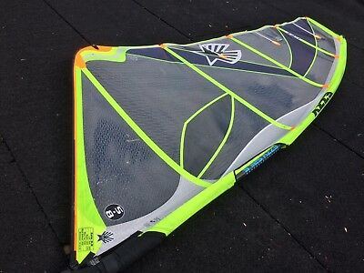 Ezzy Zeta 5.8m '17 - Windsurf Sails - used Windsurfing Sail - discount - Surfing
