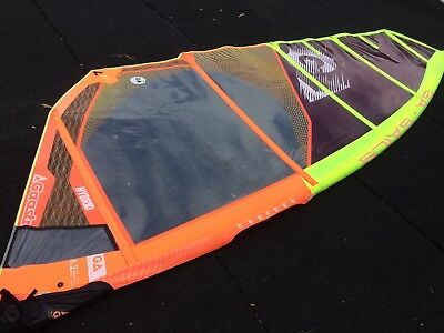 GA Sails Hybrid 6.2m '17 - Windsurf Sails - used Windsurfing Sail - discount -