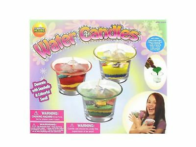 Water Candles Craft Set - Create and Decorate Your Own Candles