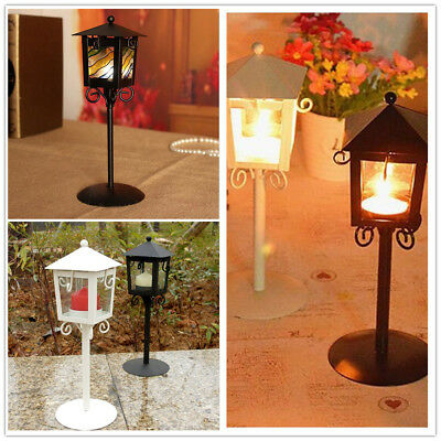 Romantic Candle Holder Stand Antique Vintage Lantern Wedding Decor Gift Goodish
