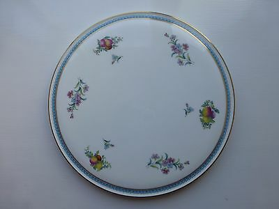 Spode Trapnell Sprays Gateaux Platter, 11 inch boxed.