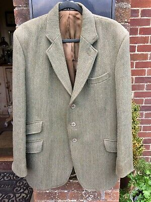 Keepers Tweed Jacket 44 Long