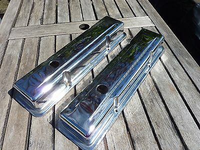 small block chevy rocker covers