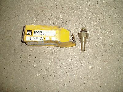caterpillar parts 4w-9977 brake tempreture sender