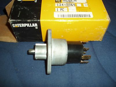 caterpillar parts 134-9569 indicater/ hazard column switch