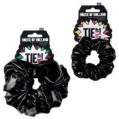 House Of Holland Tie Me Up - PVC Scrunchie