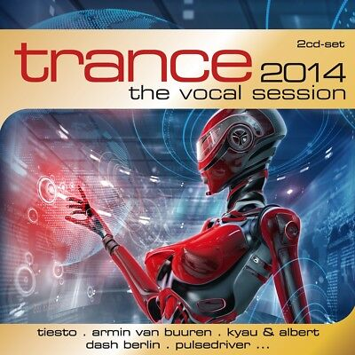 ZYX Music - Trance: The Vocal Session 2014