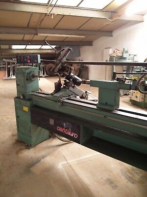 Centauro T4 Lathe - 3 Phase (No Reserve, VAT Included)