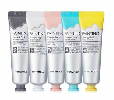 Tony Moly Painting Therapy Pack 30g *All Types* / Korean Cosmetics UK