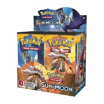 Pokemon Trading Cards Sun And Moon 9 Card Booster Pack