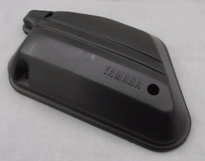 Genuine MBK Yamaha CW50 BW's Zuma Air Filter Cover Case Panel 3AA-14412-00