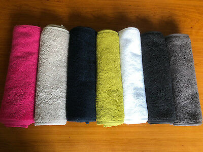 Cotton Gym / Sweat Towel 30cm x 100cm - 5 Colours Available - Gym, Running, Yoga