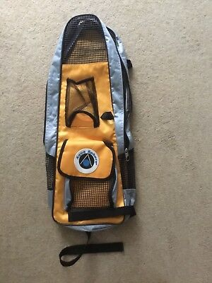 Scuba diving KIT BAG for MASK SNORKEL FIN dive GEAR boat beach