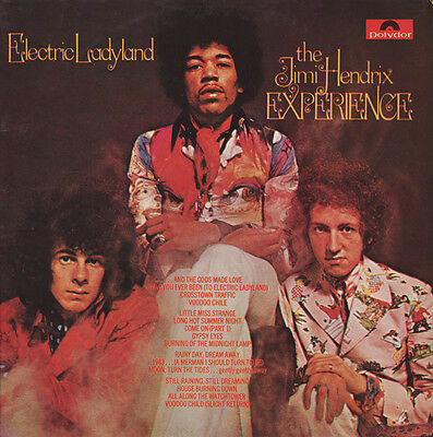 The Jimi Hendrix Experience - Electric Ladyland (2xLP, Album, RP)