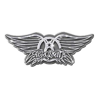 Aerosmith Wings new Official Metal Pin badge One Size