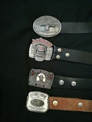 vintage belt buckles with belts